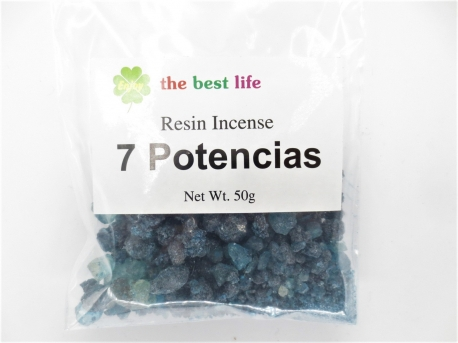 Resin Wierook - 7 Potencias 50g