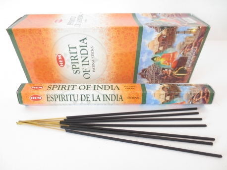 HEM wierook groothandel - Spirit of India