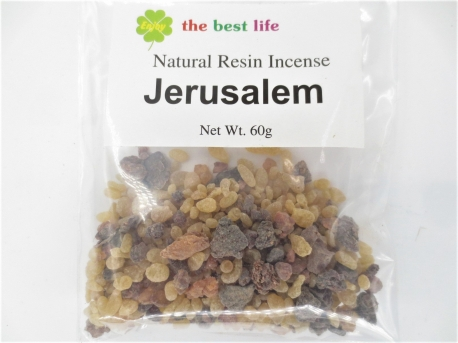 Resin Wierook - Jerusalem 60g