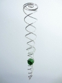 Vortex Wind Spinner groen