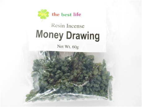Resin Wierook - Money Drawing 60g