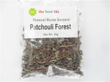 Resin Wierook - Patchouli-Forest 10g