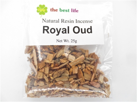 Resin Wierook - Royal Oud 25g